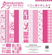 Operation Save 2nd Base Paper Pack - Photoplay