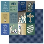 Silent Night Paper - One Night In Bethlehem - Photoplay