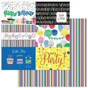 Happy Birthday Paper - Confetti - Photoplay