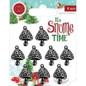 Toad Stools Craft Consortium It's Snome Time Metal Charms