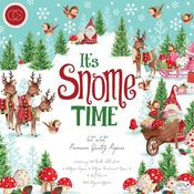 It's Snome Time Craft Consortium Double-Sided Paper Pad