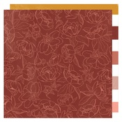 Cider House Paper - Honey & Spice - Heidi Swapp