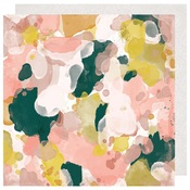Color Flow Paper - Honey & Spice - Heidi Swapp