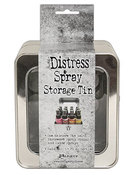 Tim Holtz Distress Oxide Spray Storage Tin