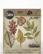 Skeleton Leaves Thinlits Dies By Tim Holtz - Sizzix