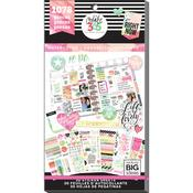 Watercolor - Classic - Happy Planner Sticker Value Pack