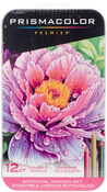 Prismacolor Botanical Garden Colored Pencil Set 12/Pkg