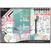 Fitness - Happy Planner 12-Month Undated Medium Box Kit