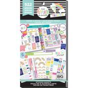 Neon Lights - Happy Planner Sticker Value Pack