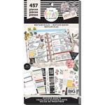 Vintage Botanical - Happy Planner Sticker Value Pack