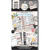 Vintage Botanical - Happy Planner Sticker Value Pack