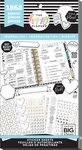 Happy Journal Functional - Happy Planner Sticker Value Pack