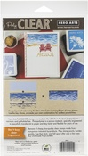 """Waves - Hero Arts Color Layering Clear Stamps 4""""X6"""""""