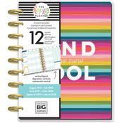 Kind Is The New Cool, Aug 2019-Jul 2020 - Happy Planner 12-Month Medium Planner