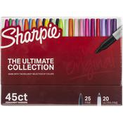 Sharpie Ultimate Pack Markers - Cosmic, Assorted Colors & Tips