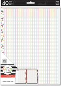 Checklist, Teacher - Happy Planner Medium Full Sheet Fill Paper