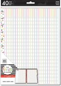 Classroom Checklist, Teacher - Happy Planner Big Full Sheet Fill Paper