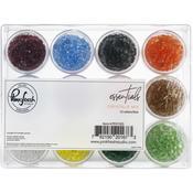 Pinkfresh 12 Color Crystal Essentials