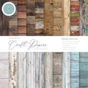 Wood Textures Craft Consortium Double-Sided 6 x 6 Paper Pad