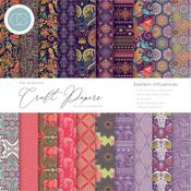 Eastern Influences Craft Consortium Double-Sided 6 x 6 Paper Pad