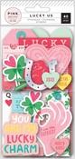 Lucky Us Ephemera - Pink Paislee