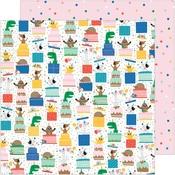 Surprise Paper - Happy Cake Day - Pebbles