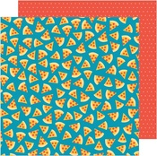 Pizza Party Paper - Happy Cake Day - Pebbles
