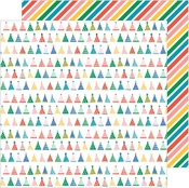 Party Hats Paper - Happy Cake Day - Pebbles