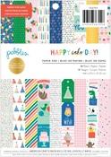Happy Cake Day 6 x 8 Paper Pad - Pebbles
