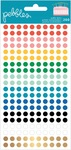 Happy Cake Day Puffy Dot Stickers - Pebbles - PRE ORDER