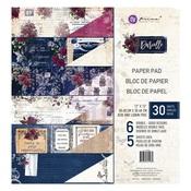Darcelle Collection 12x12 Paper Pad - Prima