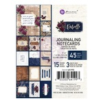 Darcelle Collection 3X4 Journaling Cards - Prima