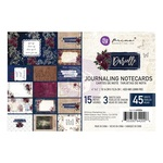Darcelle Collection 4X6 Journaling Cards - Prima