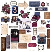 Darcelle Collection Icons Ephemera - Prima