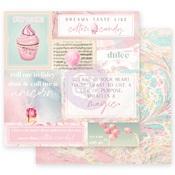 Fairy Dust Paper - Dulce - Prima