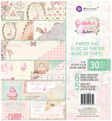 Dulce Collection 8x8 Paper Pad - Prima