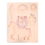 Dulce Collection Silicone Mould - Prima
