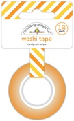 Candy Corn Striped Washi Tape - Doodlebug