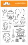 Trick Or Treat Doodle Stamps - Doodlebug