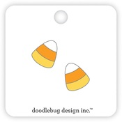 Candy Corn Collectible Pin - Doodlebug