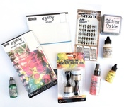 Mixed Media Journal Kit - Ranger