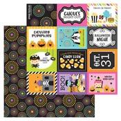 Spook-tacular Paper - Candy Carnival - Doodlebug