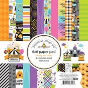 Candy Carnival 6 x 6 Paper Pad - Doodlebug