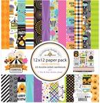Candy Carnival 12 x 12 Paper Pack - Doodlebug