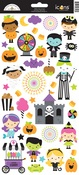 Candy Carnival Icon Sticker Sheet - Doodlebug