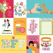 Besties Paper - Best Friends - Photo Play