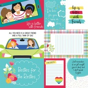 BFF Paper - Best Friends - Photo Play
