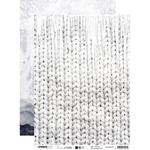 Kitten Sweater A4 Paper - Snowy Afternoon - Studio Light