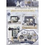 Snowy Afternoon Card Toppers - Studio Light - PRE ORDER