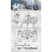 Studio Light Snowy Afternoon Clear Stamps Number 397